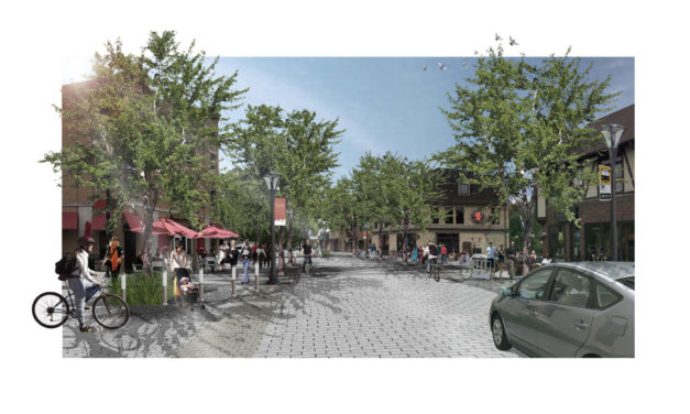 Streetscape Construction Project has a Vision for the Village
