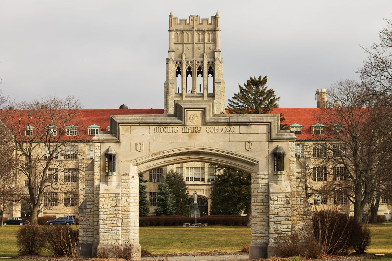 Mount Mary University >> Milwaukee S Emerging University Suburb Tosaconnection