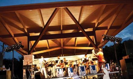 Hart Park's 2016 Tosa Tonight Summer Concert Series