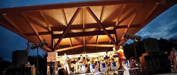 Hart Park's 2016 Tosa Tonight Summer Concert Series