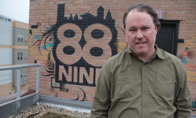 Local Radio Host Calls Tosa Home