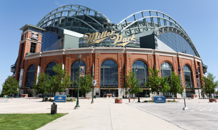 New Look Brewers Unveil Miller Park Makeover