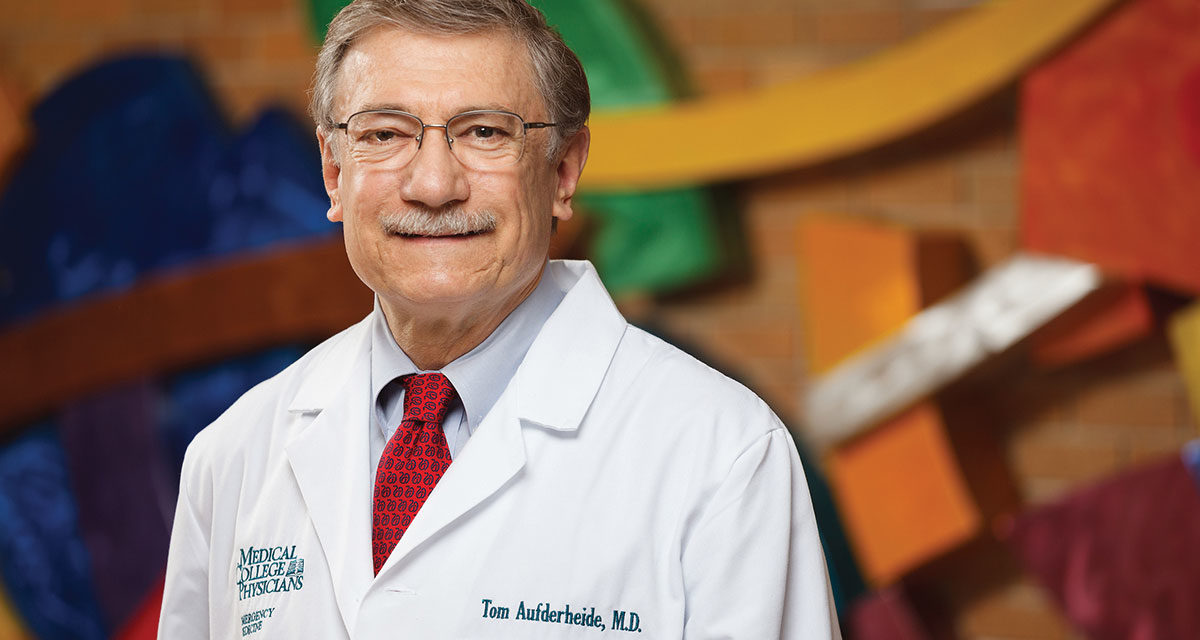 Tosa Doctor's Life Saving Career