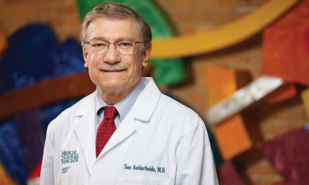 Tosa Doctor's Life Saving Career