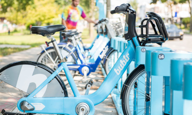 Bublr Bikes is Helping to Transform Local Transportation