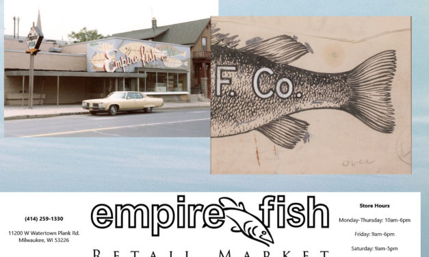 Empire Fish Preserves a Piece of Wisconsin Maritime History