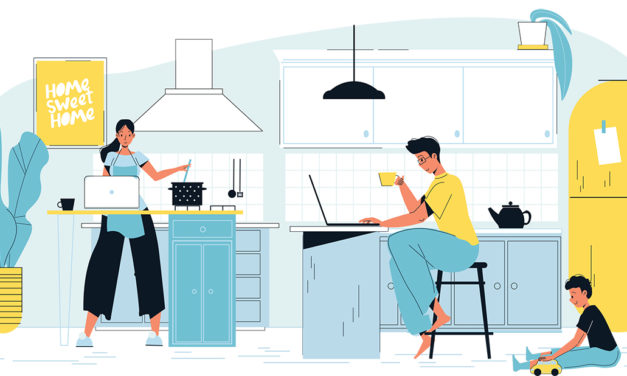 Working from Home – Adapting to the New Normal